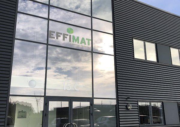 About EffiMat Storage Technology