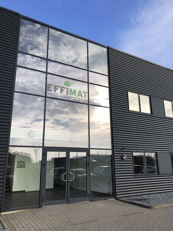 About EffiMat Storage Technology