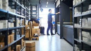 Ejner Hessel storage optimization