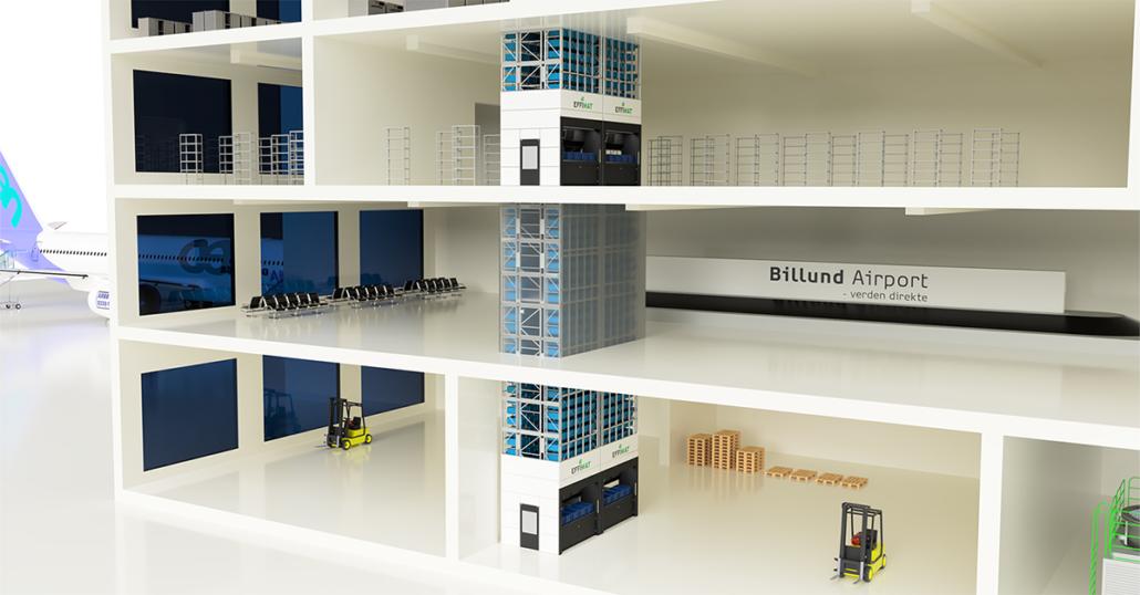 Billund Airport Multihouse