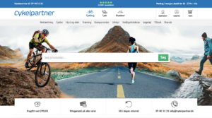 Cykelpartner - Automated storage