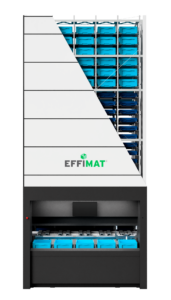 EffiMat Vertical Storage
