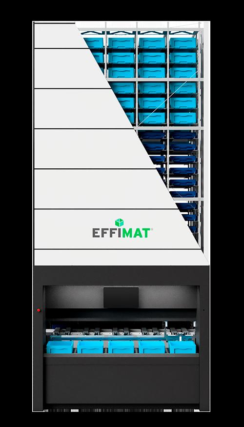 EffiMat Automated Storage